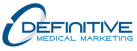 Definitive Medical Marketing Sticky Logo