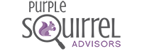 Purple Squirrel Advisors logo